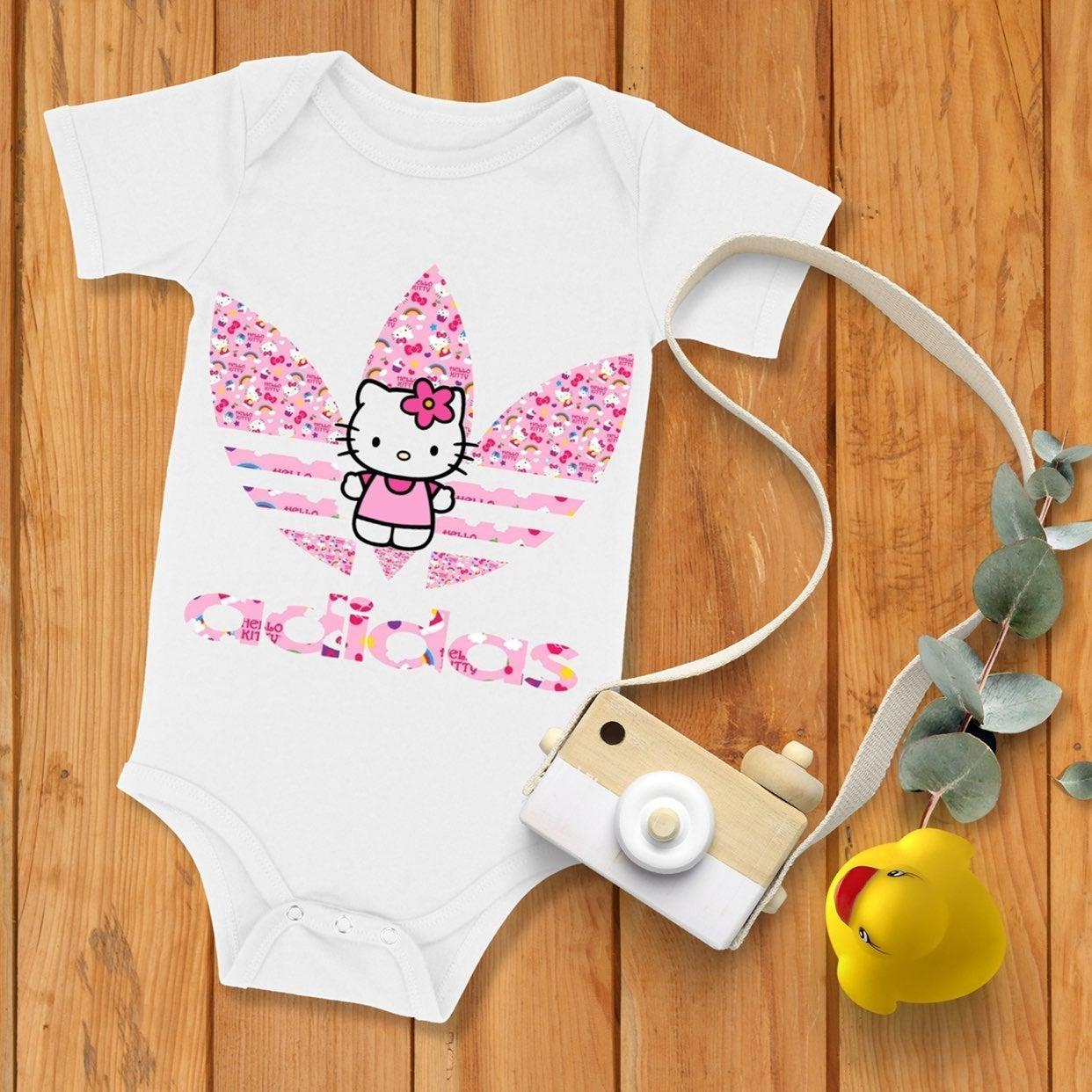 Hello Kitty onesie