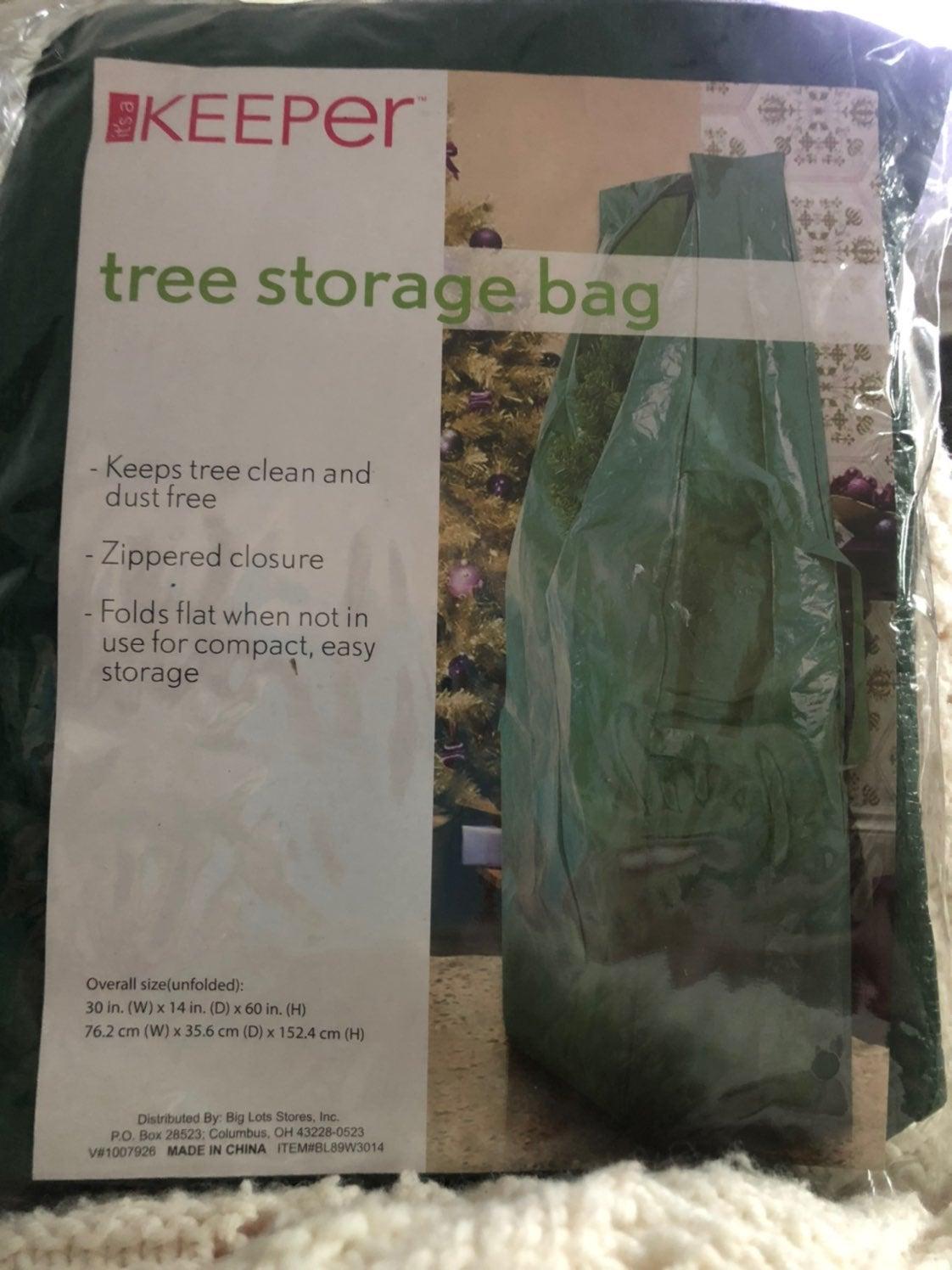 It's a Keeper Christmas Storage Bag