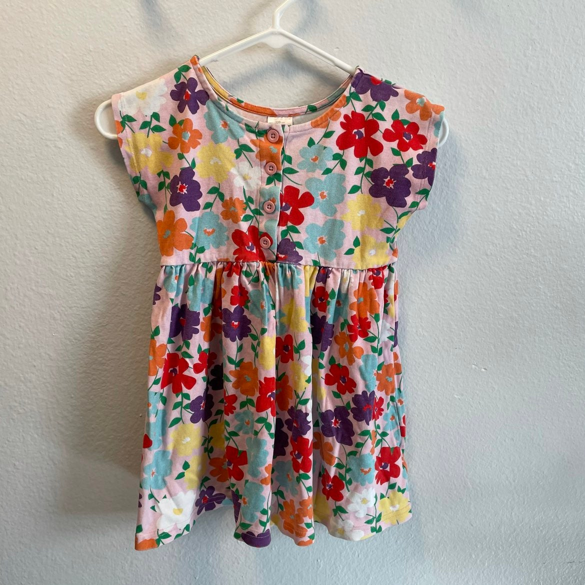 Hanna Andersson floral dress