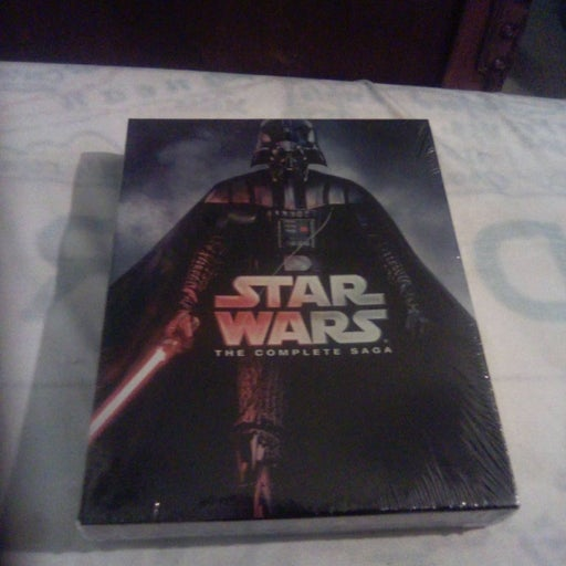Star Wars  new never OPENED