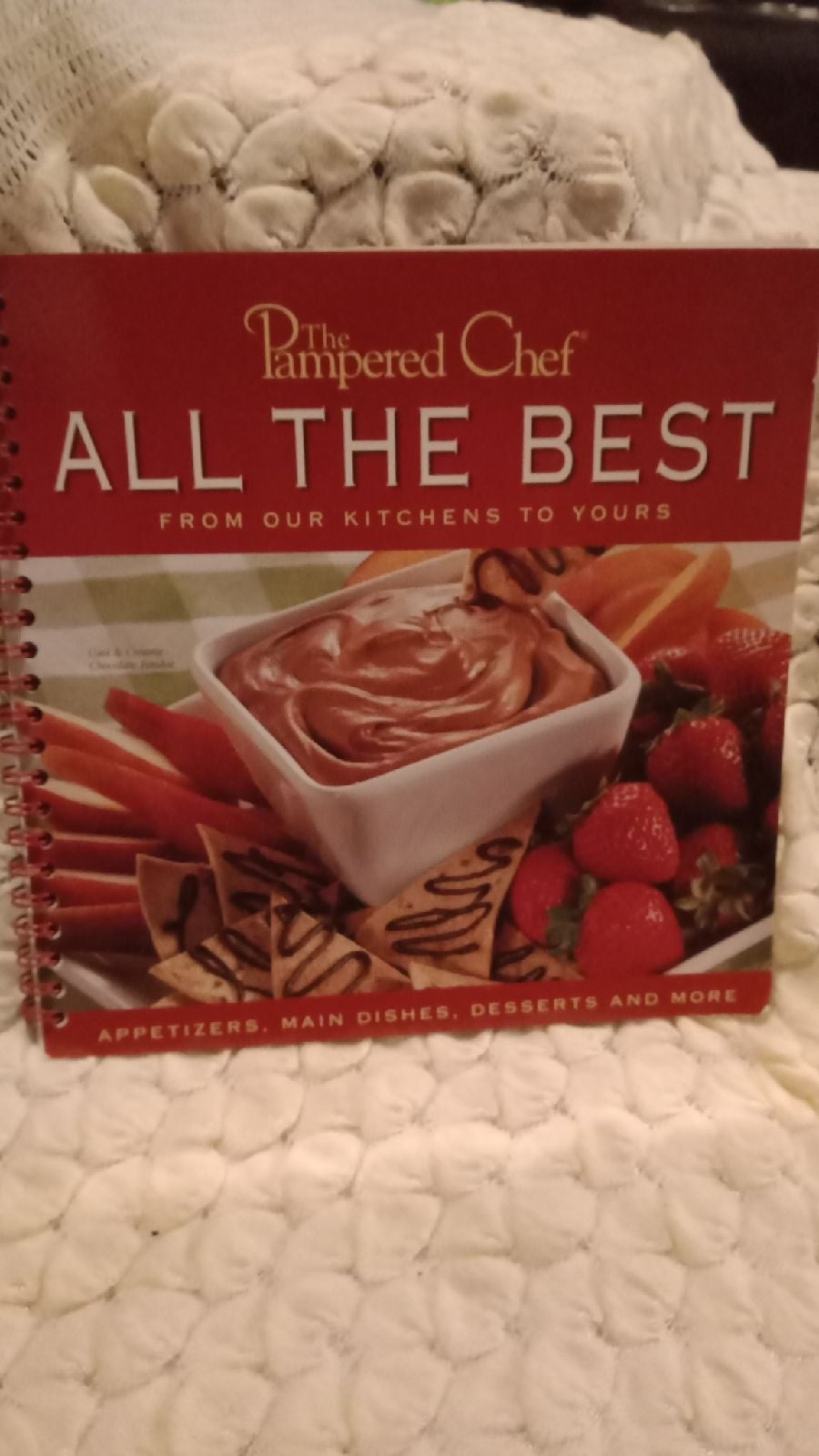 All the Best: the Pampered Chef