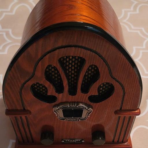 Crosley CR82 Harco Radio