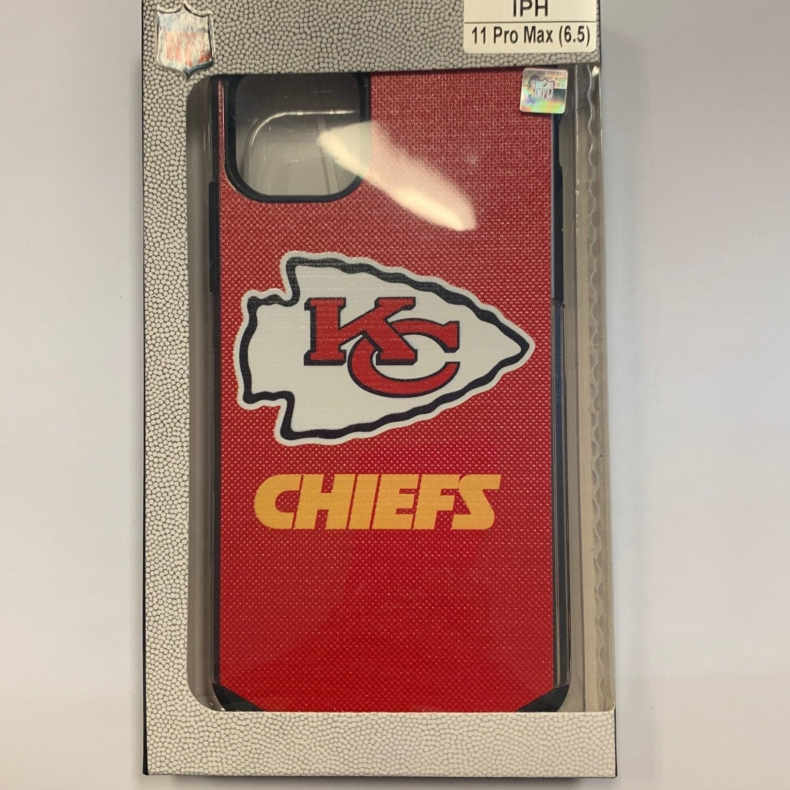 KC Chiefs iphone 11 Pro Max Case