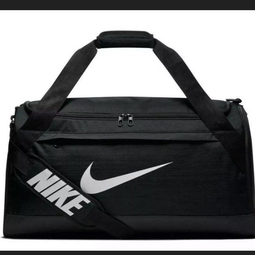 Nike Brasilia Training Duffel Gym Bag