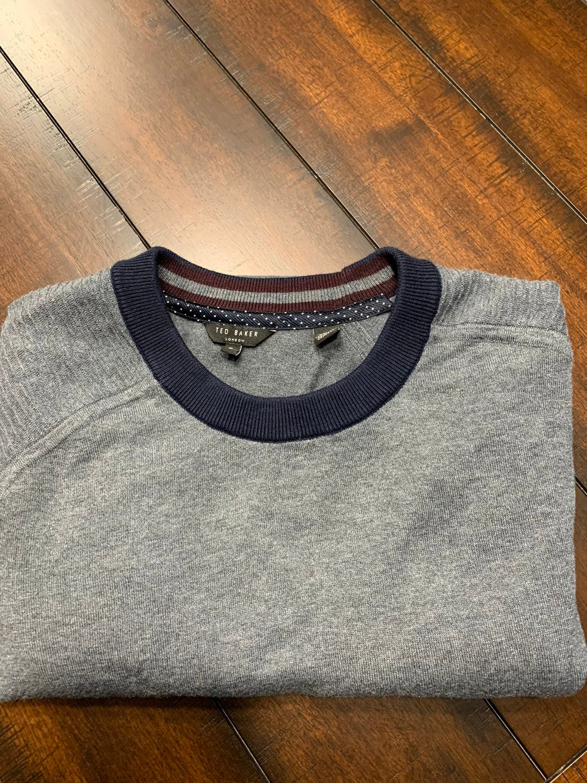 (XXL) Ted Baker Crew Neck Sweater