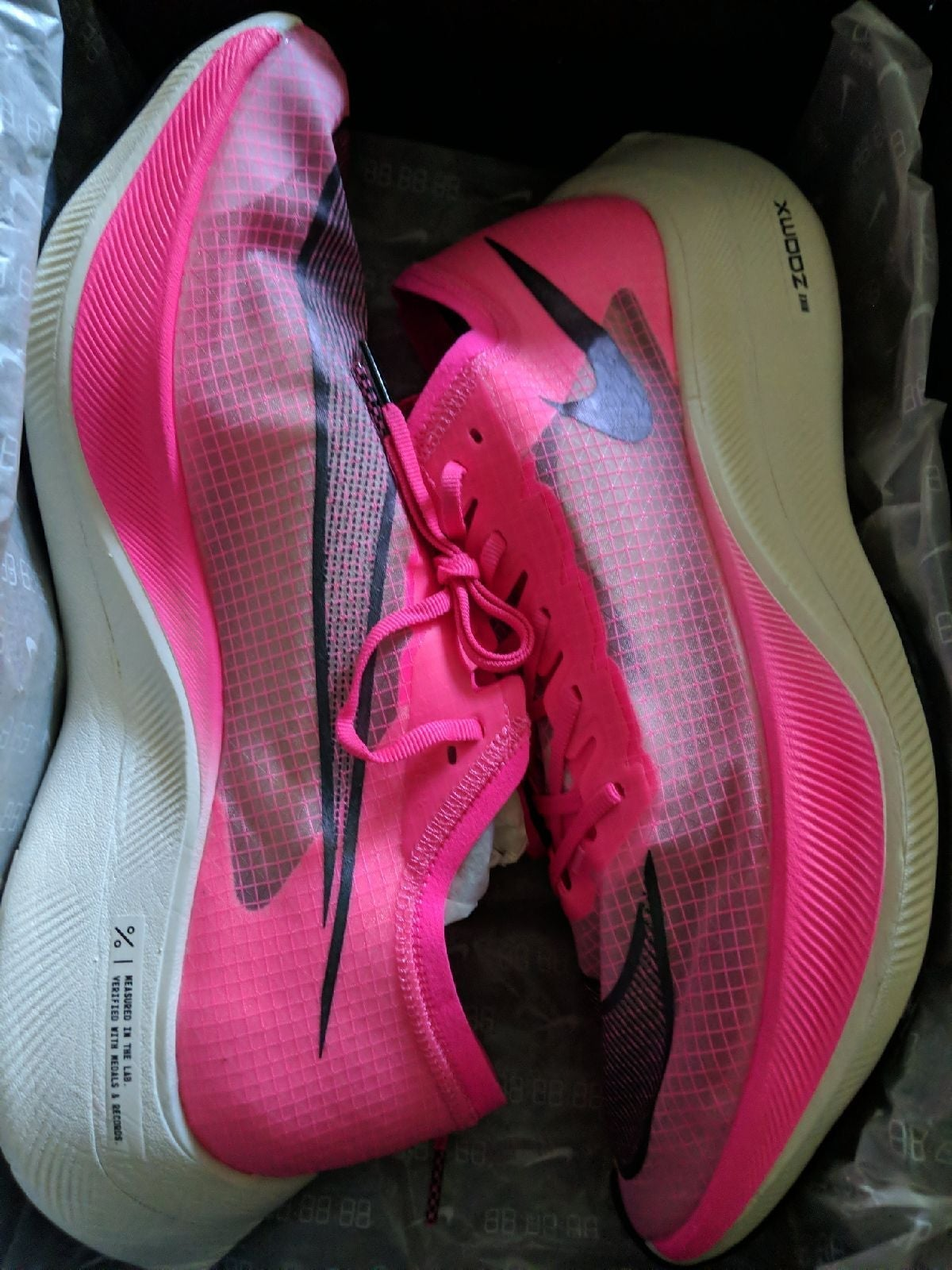 Nike ZoomX Vaporfly Next% Pink Blast