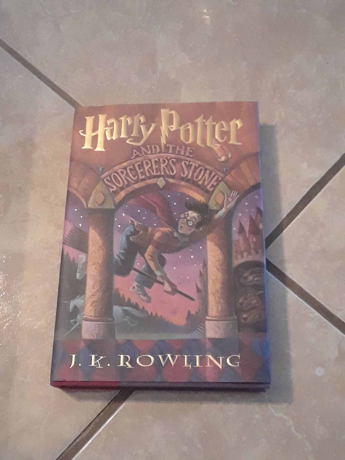 Harry Potter and the Sorcerer's Stone 1s