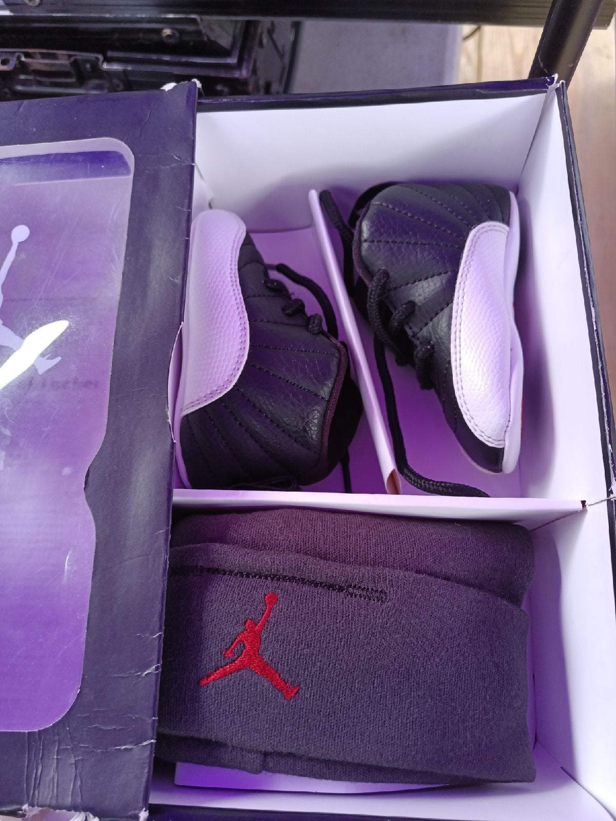 Jordan Retro 12 gift pack size 2c