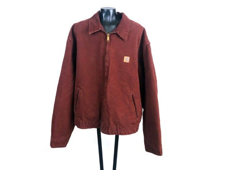 VTG Carhartt Blanket Lined Work Jacket