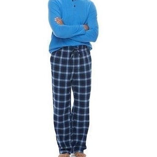2pc Men's Pajama Set Sz L Men's Pajamas