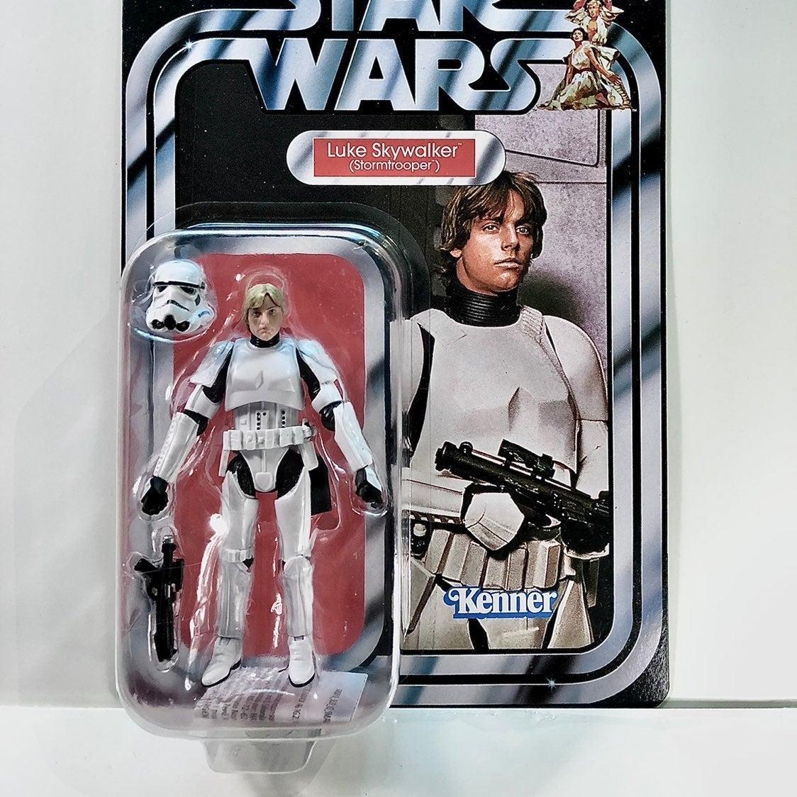 StarWars TVC Luke Skywalker Stormtrooper