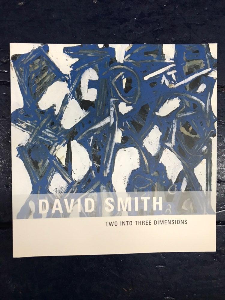 Two into Three Dimensions-David Smith