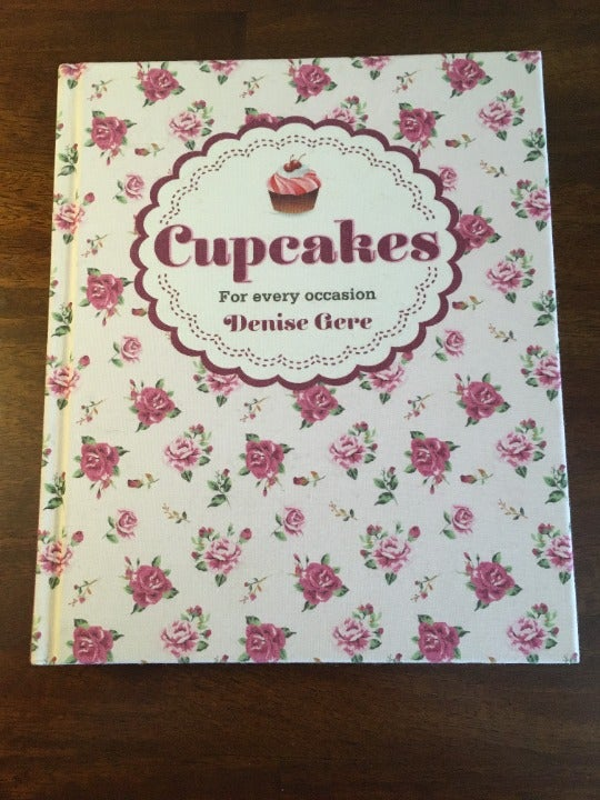 Cup Cakes For Every Occasion, Cookbook
