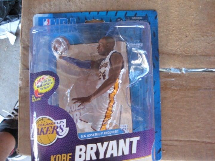Mcfarlane Kobe Bryant NBA series 23