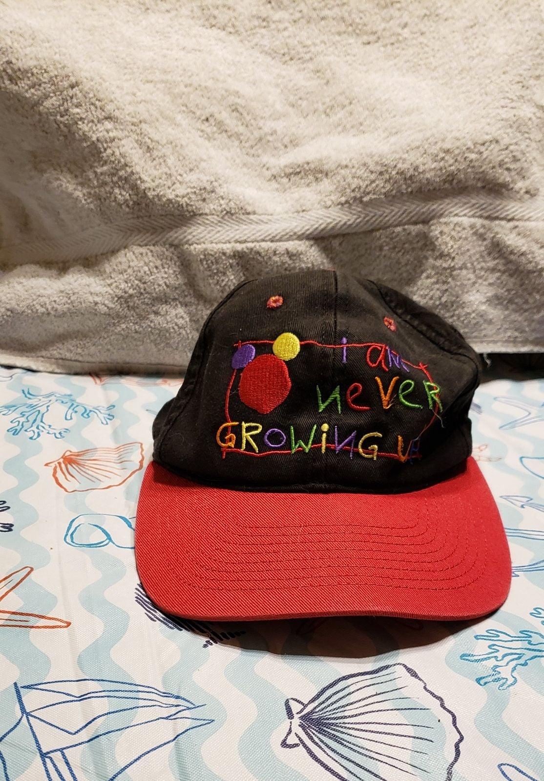 Vintage disney baseball hat