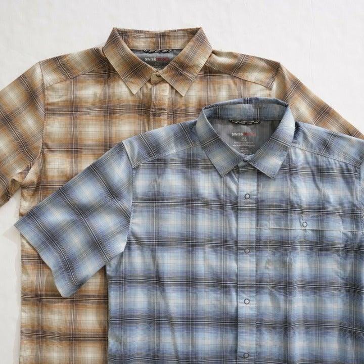 Swiss Tech Two Pair Bundle Mens Shirt