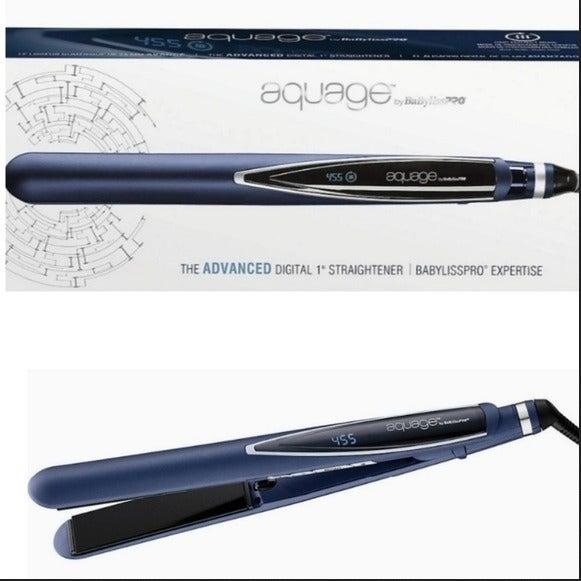 "Aquage Advanced Straightener 1"" Digital"