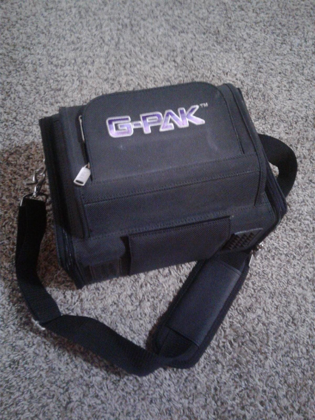 Gamecube Carrying Case w/ shoulder strap