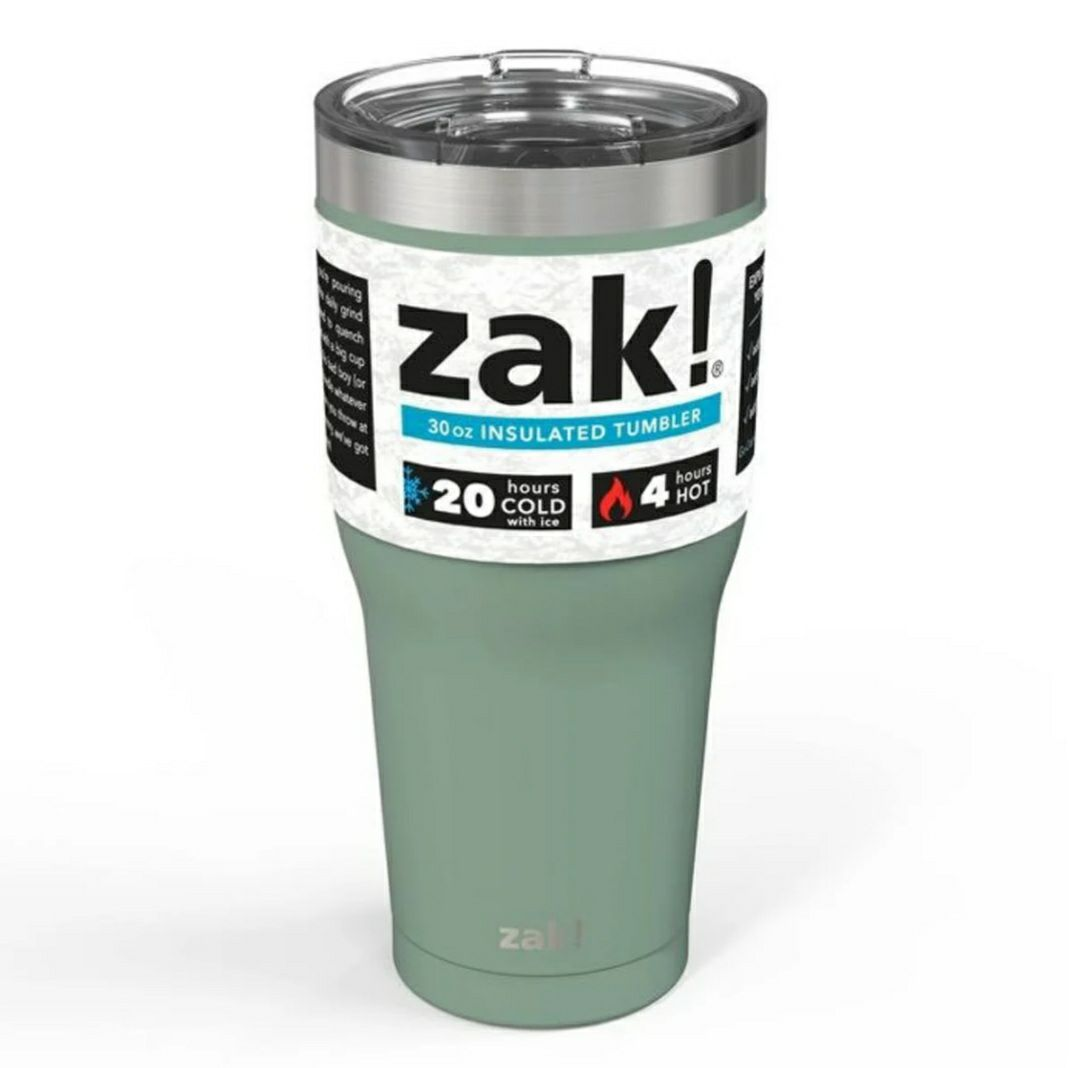 NWT Zak 30 Ounce Insulated Tumbler Hot C