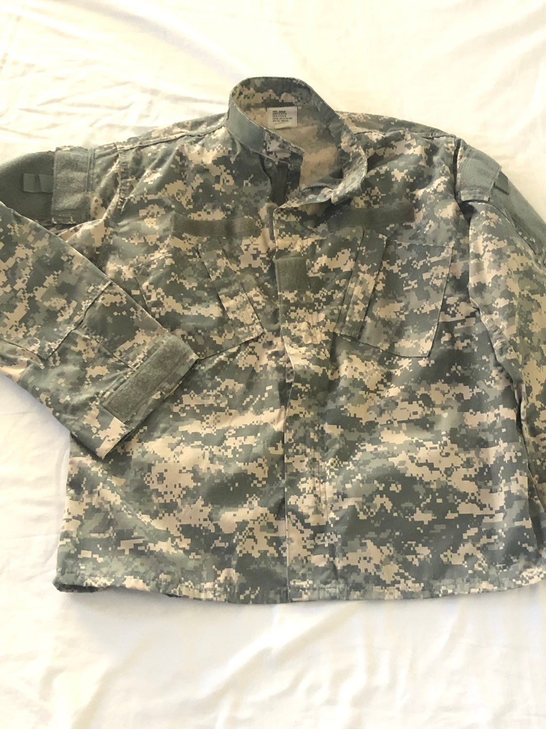 Digital Camouflage military BDU for Army