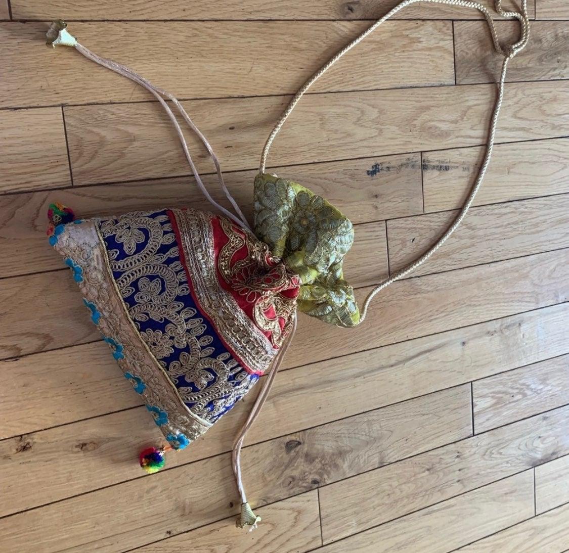 Handmade Indian Bag