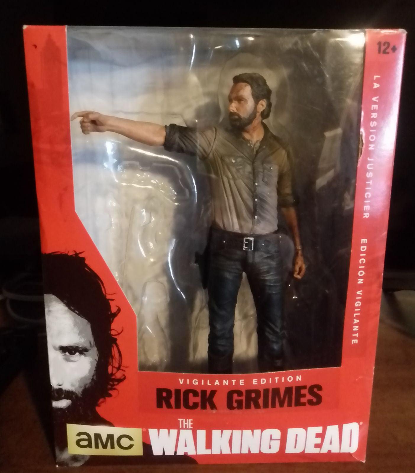 The Walking Dead Rick Grimes Vigilante 1