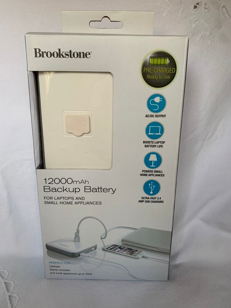 Brookstone Backup Battery