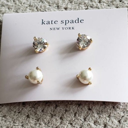 Kate Spade Rise & Shine Stud Earrings Se