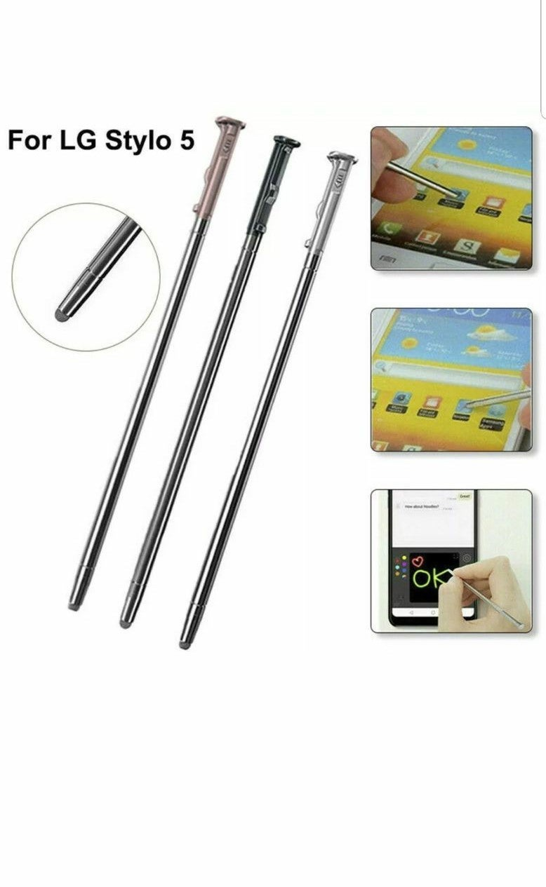 For LG stylo 5 Stylus pen Pencil pink