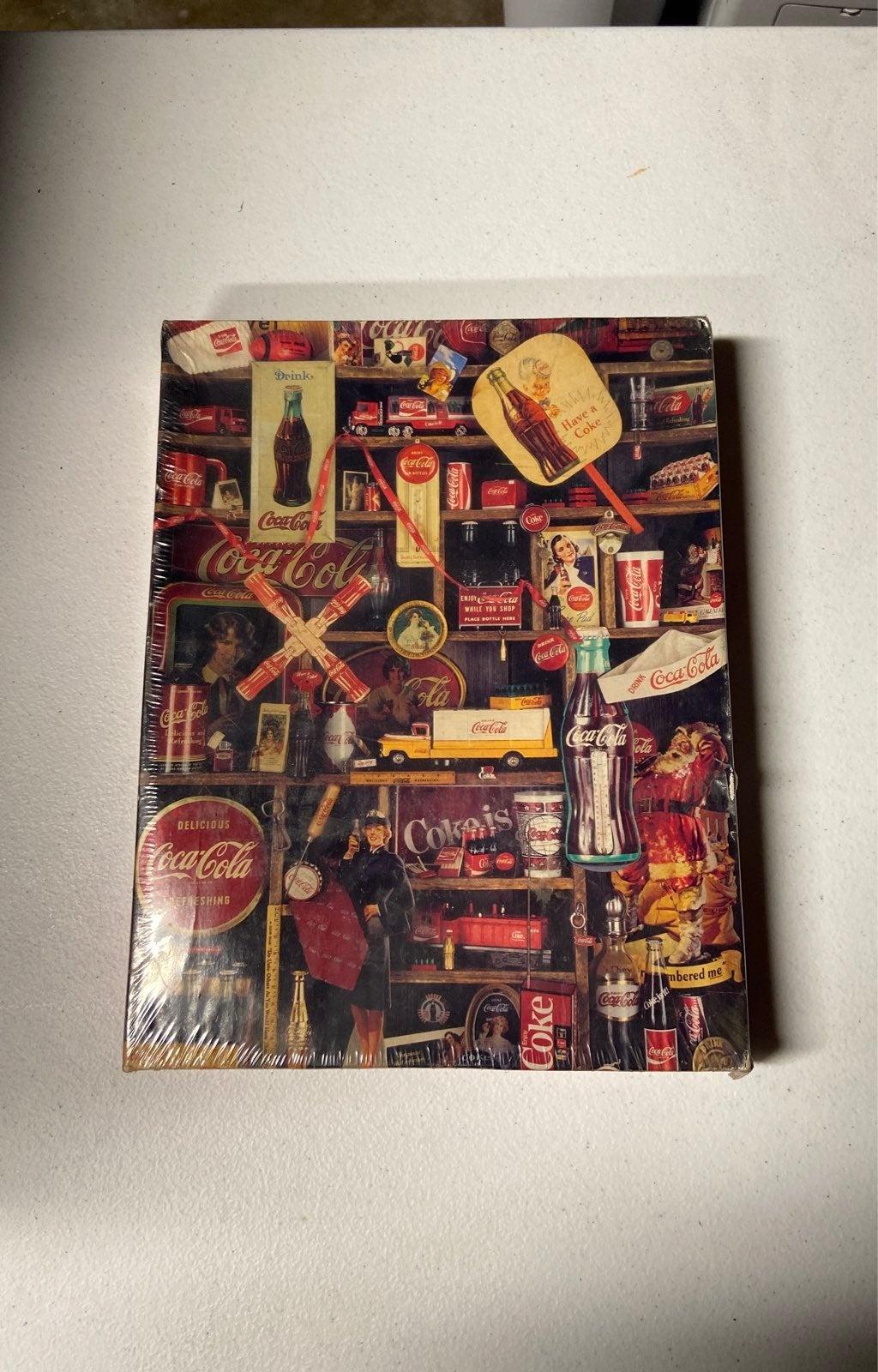 Coca Cola Coke is It! Vintage Puzzle 500