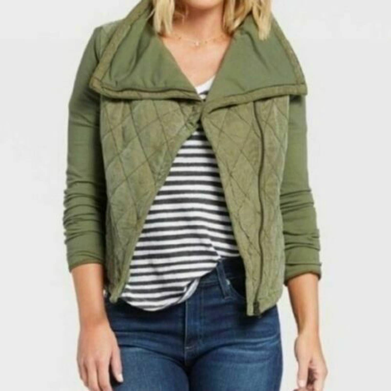 Marrakech Quilted Phoebe Jacket Small