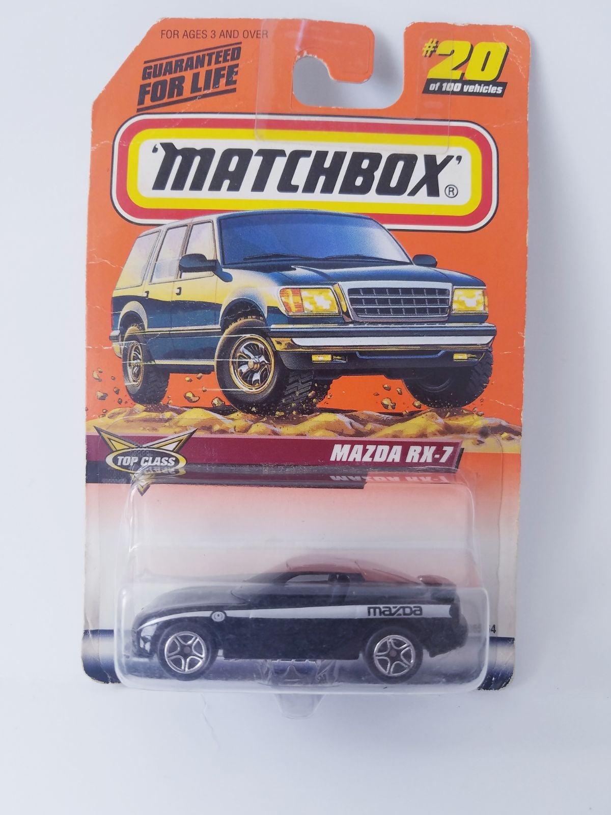 MATCHBOX Mazda RX7