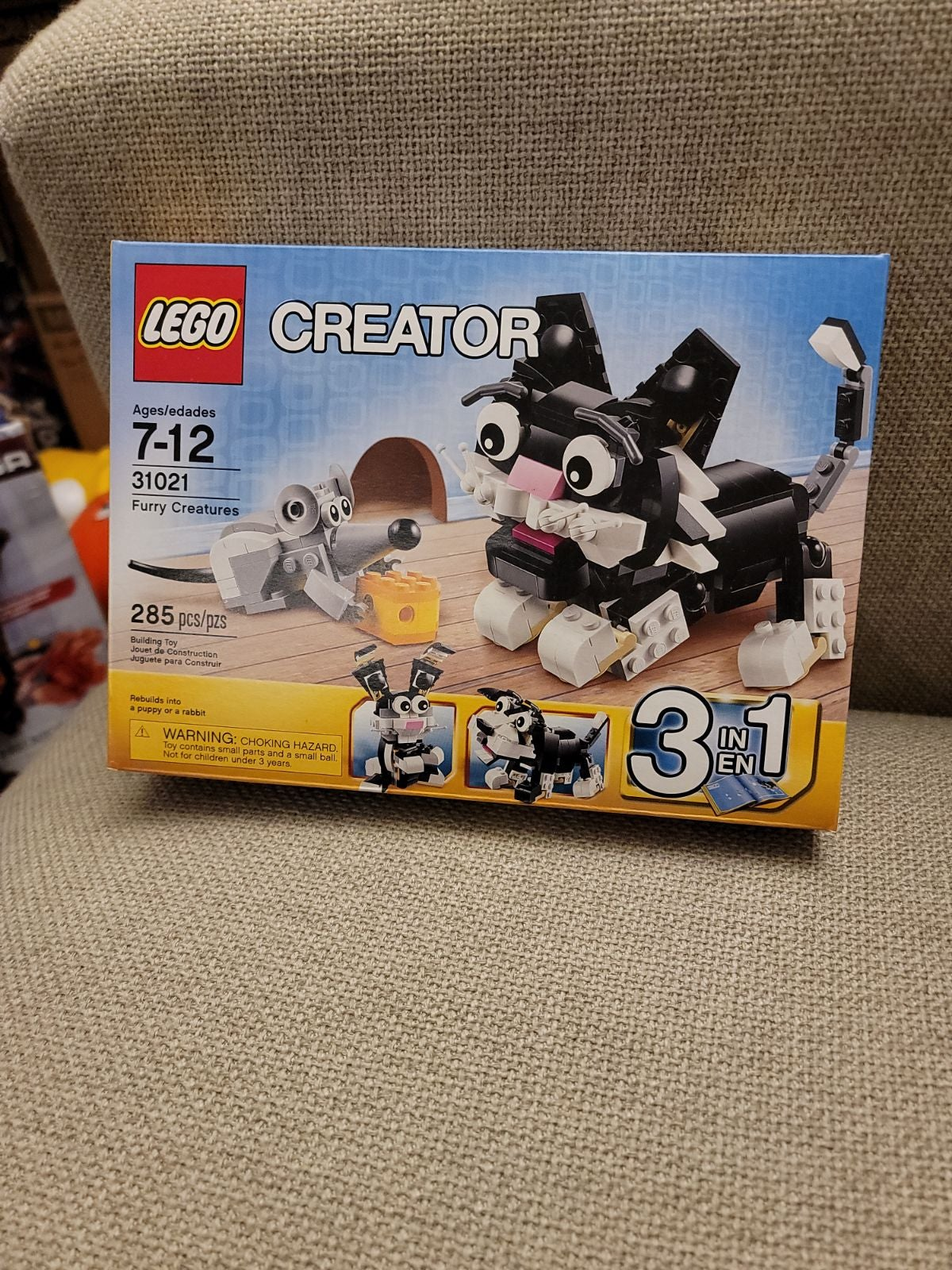Lego 31021 Furry Creatures