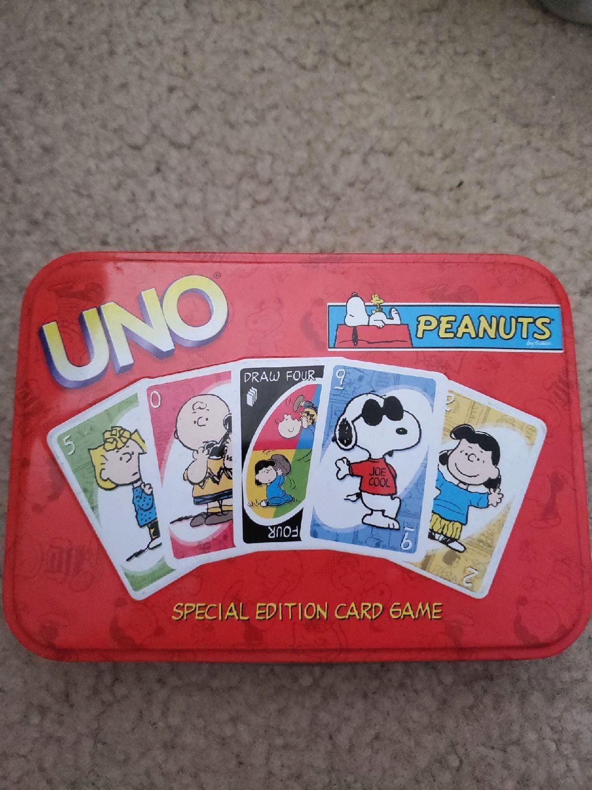 Peanuts UNO