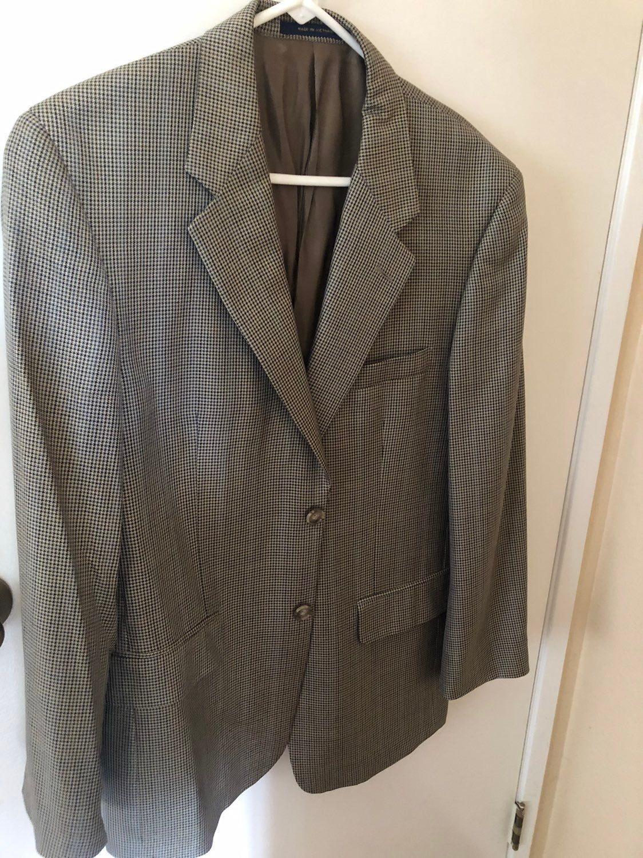 Mens suit jacket - medium - club room
