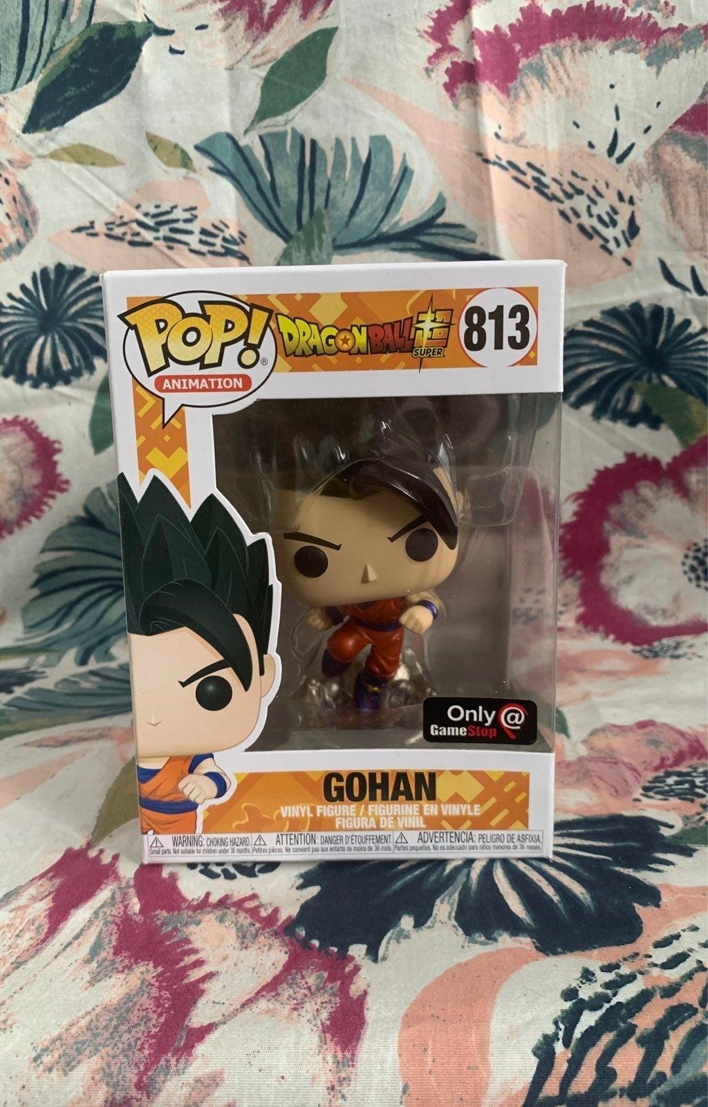 Gohan (Metallic) Funko
