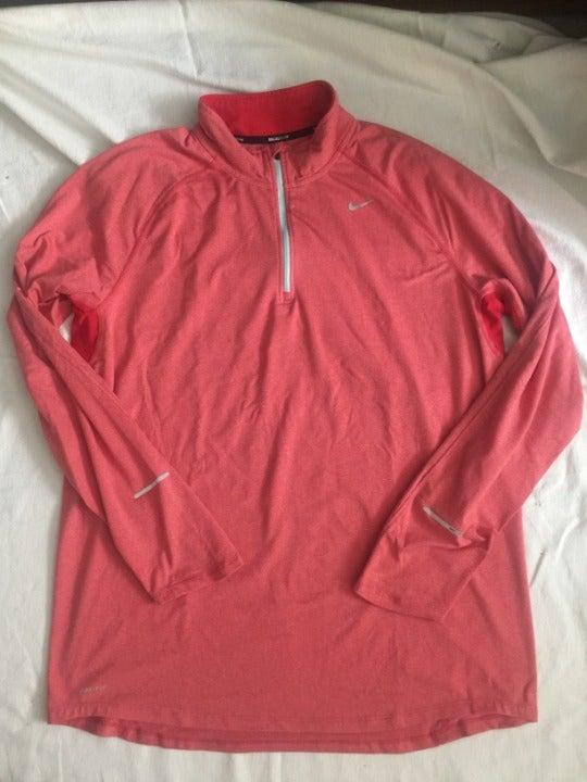 Nike Dri-Fit Men's 1/4 Running Zip-Up