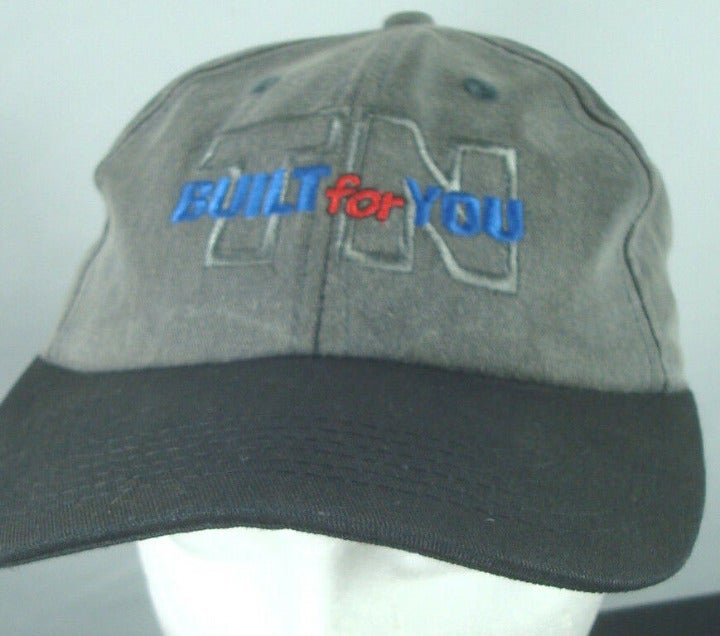 New Holland Advertising Hat Cap