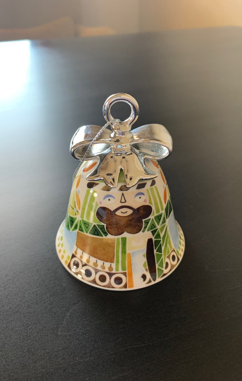 Alessi 'Holy Family' Bell - Joseph