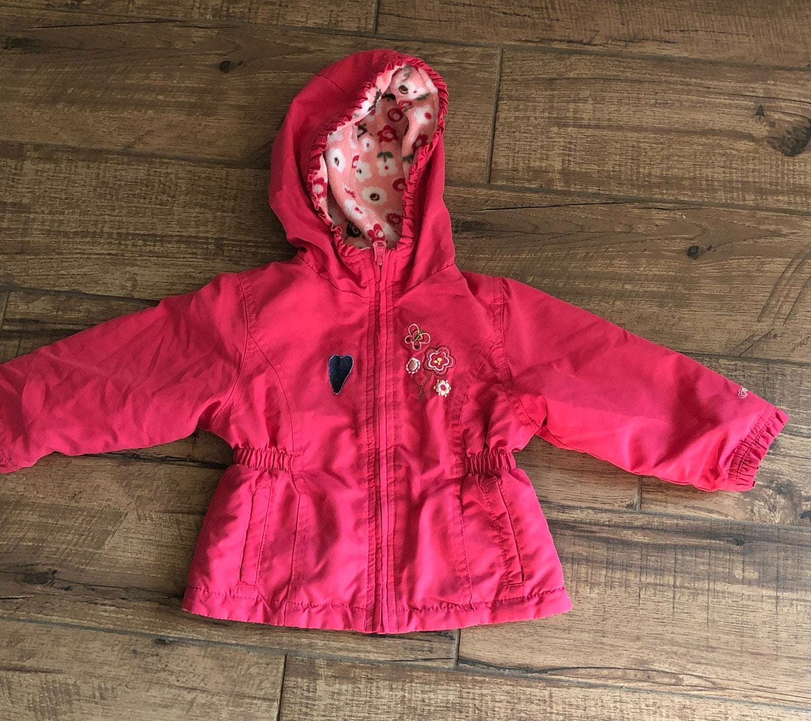 Pink Toddler Jacket 24 M