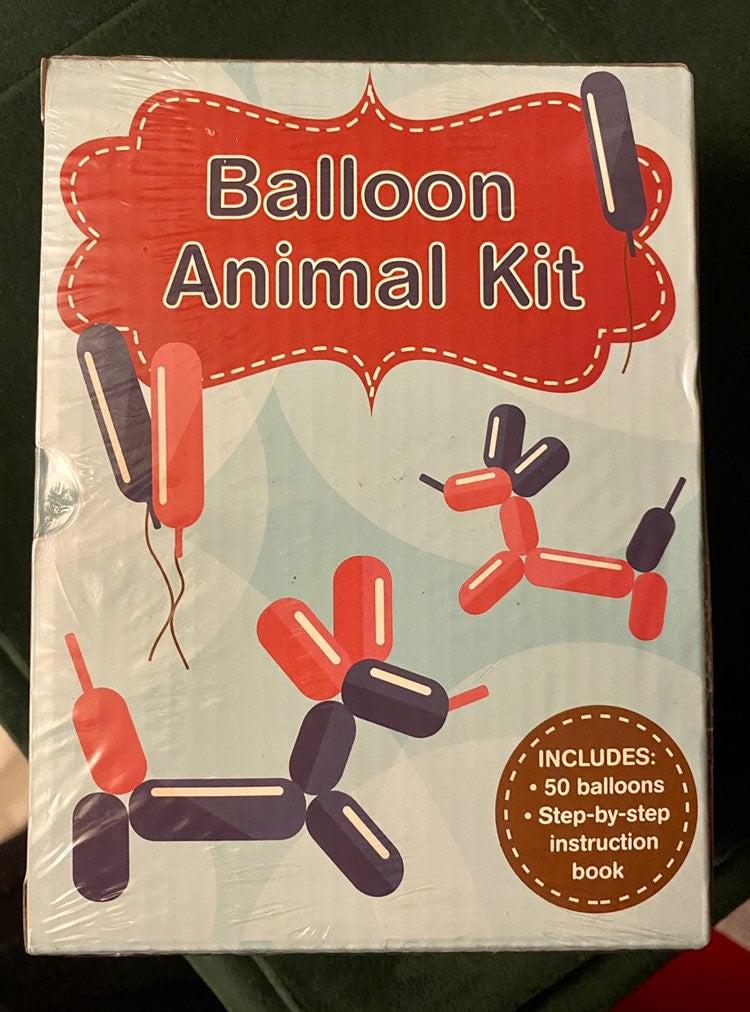 Balloon Animal Making Kit