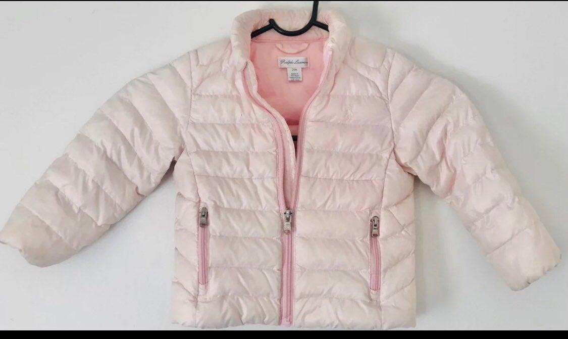 Baby Girl Ralph Lauren Jacket