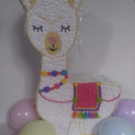 Llama Piñata Birthday Piñata