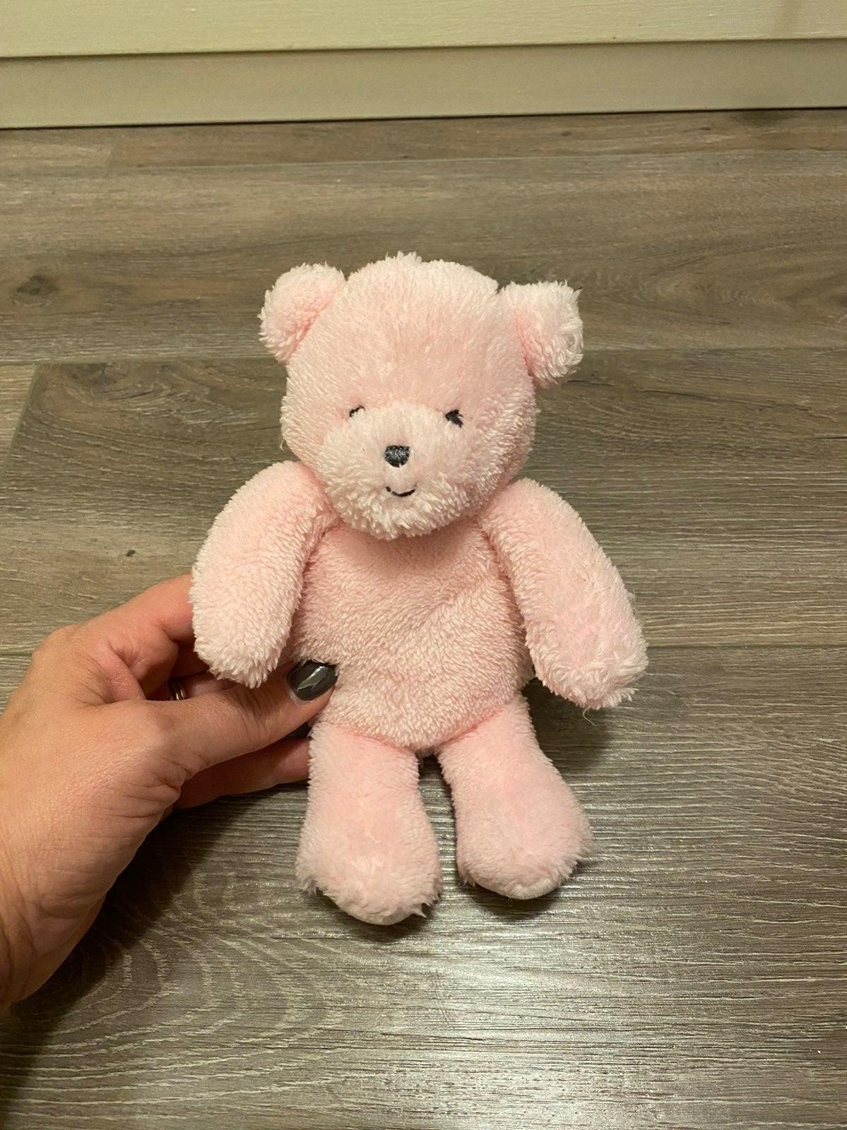 Carters Precious Firsts Pink Bear 63209