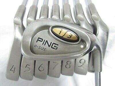 Ping i3 Iron Set4-PW, LW Stiff Flex