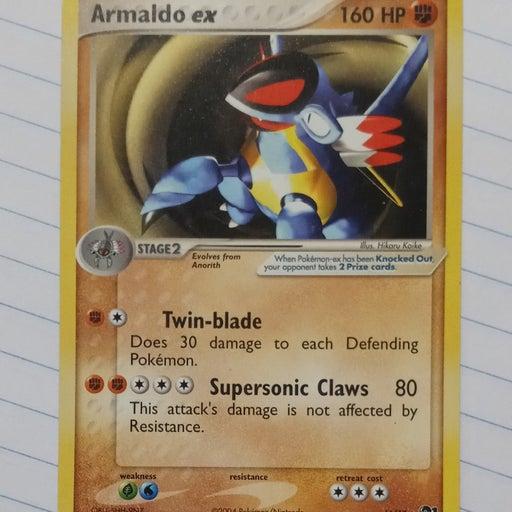 Armaldo ex | ¹⁶/17 | Pop Series 1