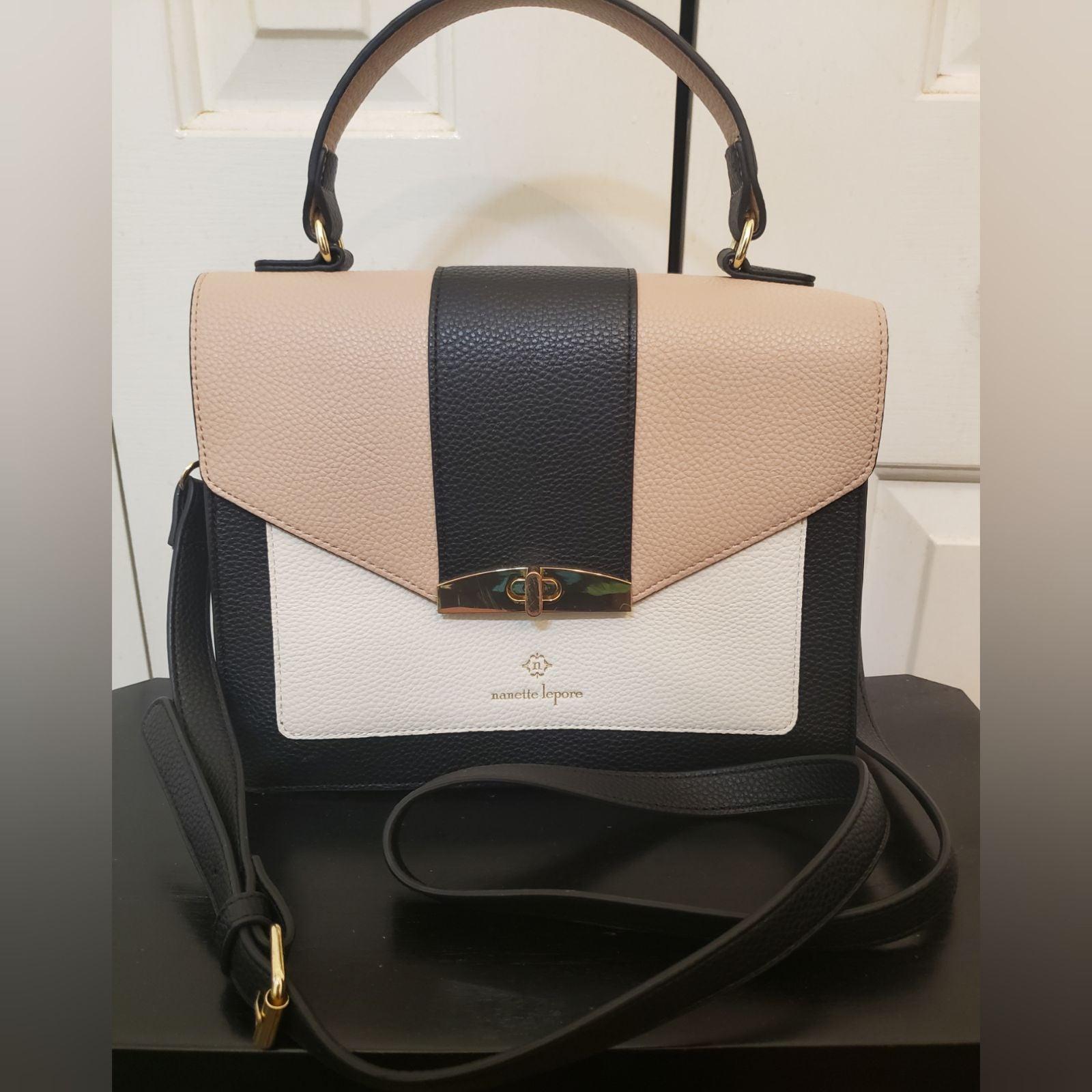 Nanette Lepore Handbag/Shoulder Bag