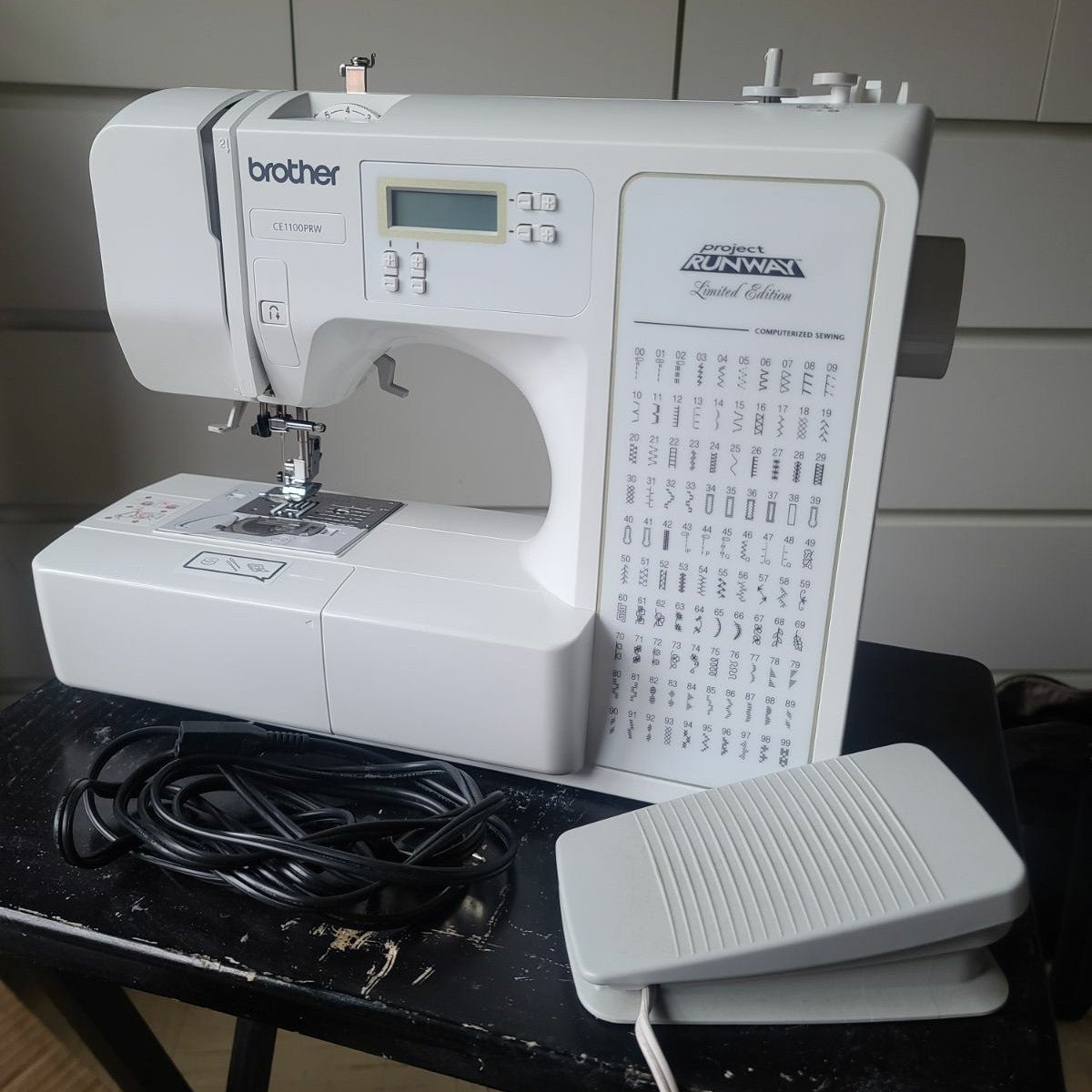 Brother Sewing Machine: Project Runway