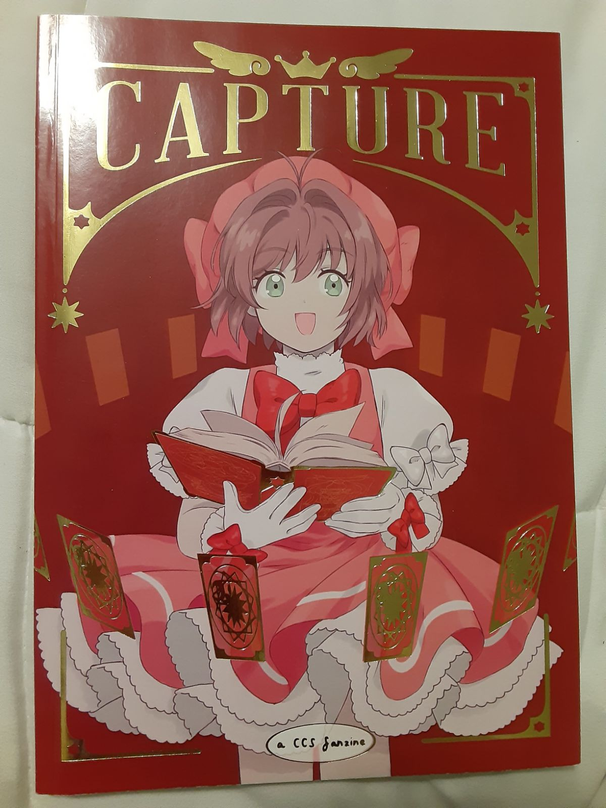 Cardcaptor Sakura fanzine CAPTURE 2018