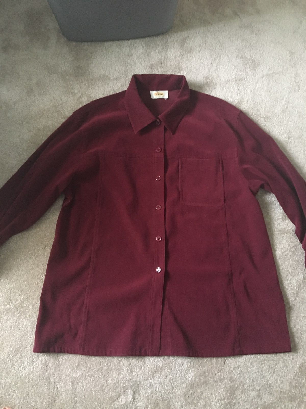Talbots Button Down Shirt Or Jacket